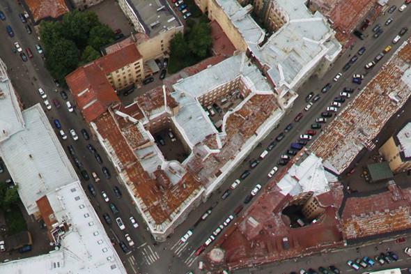 «Яндекс» снял панорамы Петербурга с воздуха. Изображение № 5.