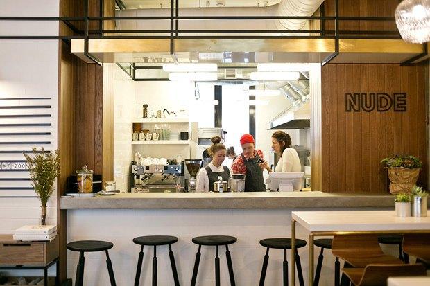 7 баров, кафе,ресторанов иодин продуктовый магазин, открывшиеся воктябре. Изображение № 2.