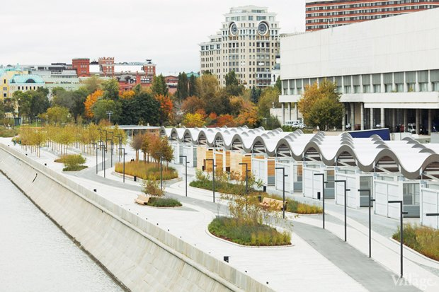Итоги сезона: 7 главных изменений в московских парках. Изображение № 1.