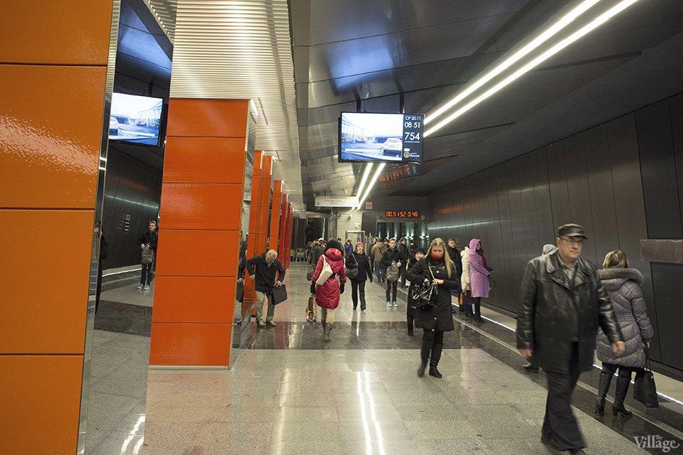 Фоторепортаж: Час пик на станции «Выхино». Изображение № 3.