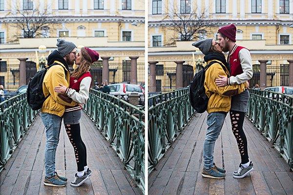 В Петербурге сняли аналог фотопроекта Switcharoo. Изображение № 7.