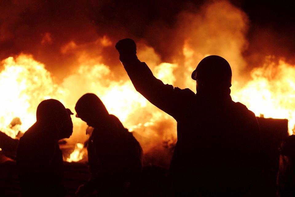Штурм Майдана. Изображение № 5.