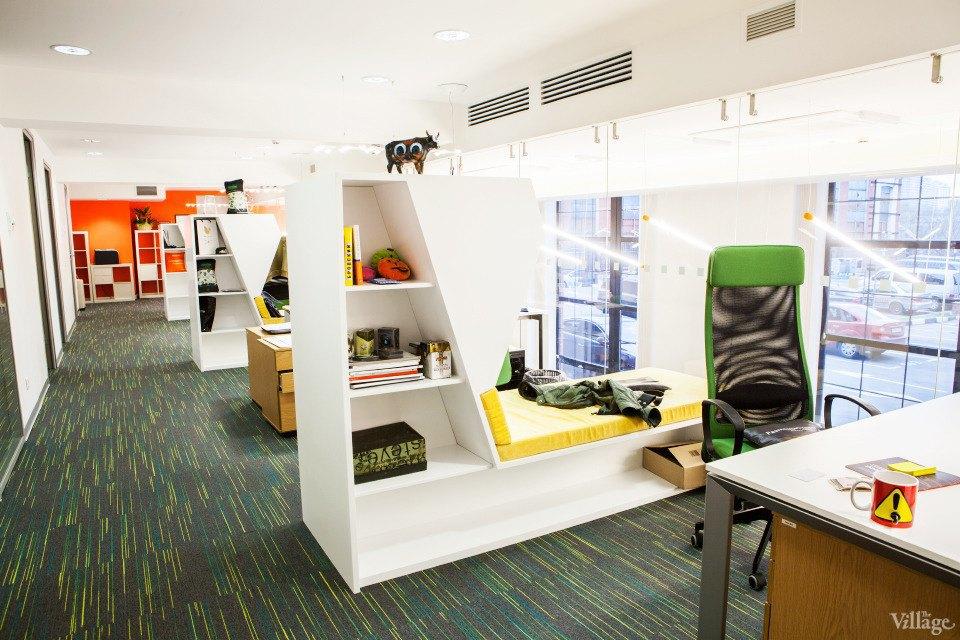Офис недели (Москва): «Деловой мир онлайн». Изображение № 20.