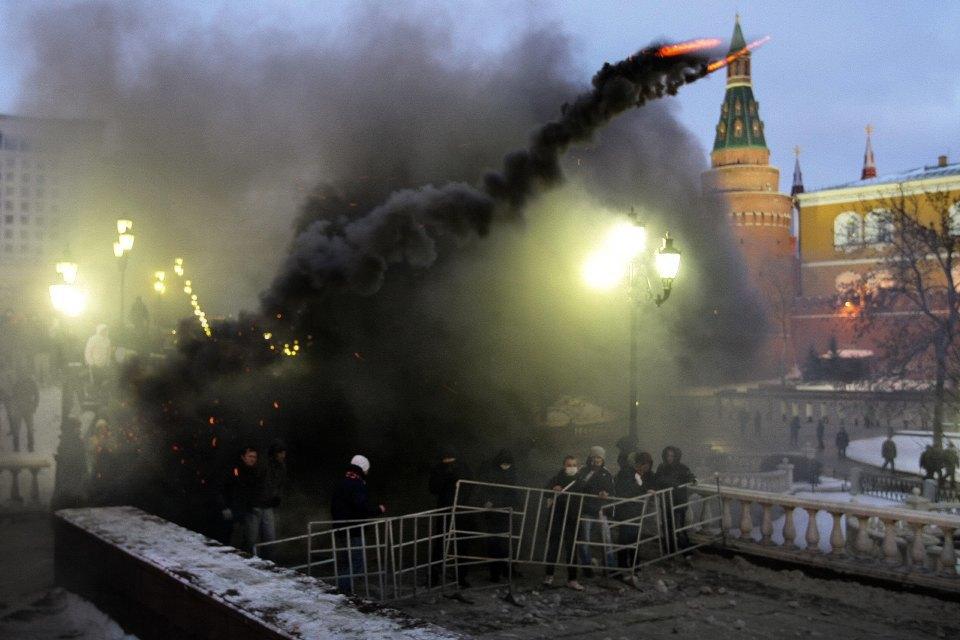 Камера наблюдения: Москва глазами Сергея Савостьянова. Изображение № 2.