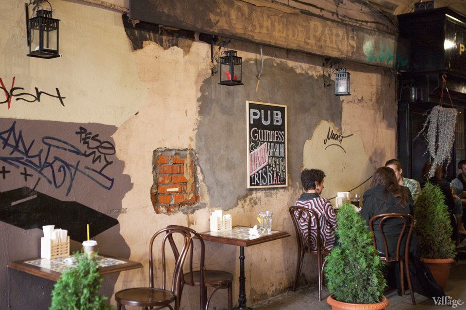 Еда на Artplay: 8 кафе иресторанов. Изображение № 3.