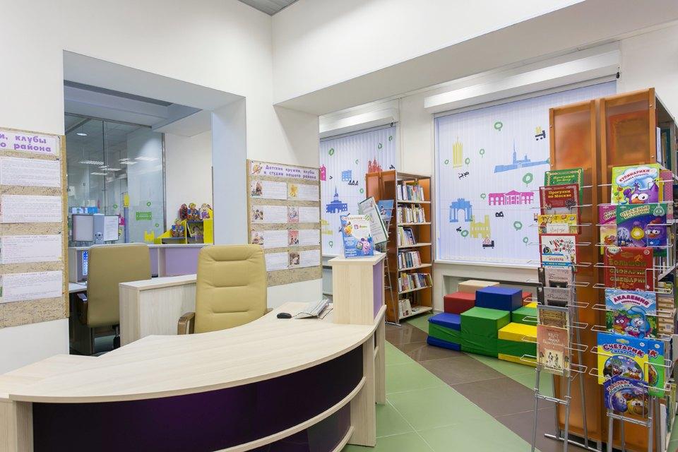 Как устроена детская библиотека нового типа. Изображение № 7.