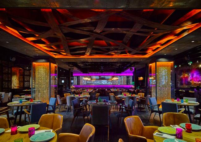 Владелец «Ресторанного синдиката» открыл ресторан индийской кухни «Жизнь Пи». Изображение № 1.