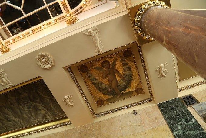 В отеле «Метрополь» открылся ресторан Savva. Изображение № 1.