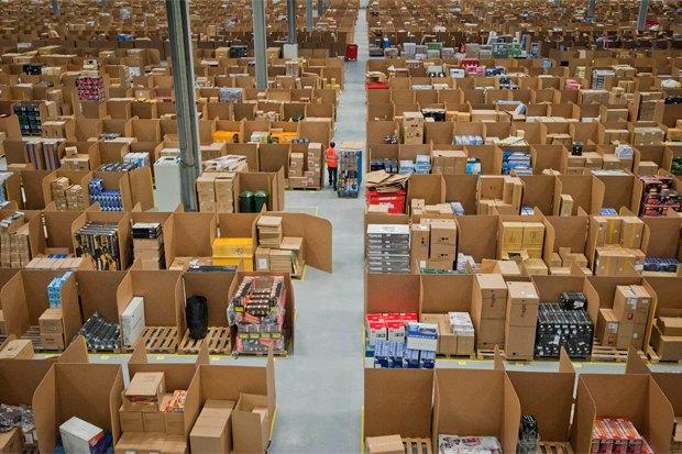 Как безумные идеи Джеффа Безоса сделали Amazon великим. Изображение № 4.