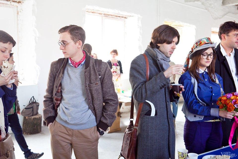 Люди в городе: Участники тестового ресторанного дня вПетербурге. Изображение № 5.