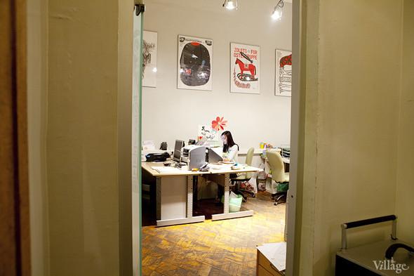 Офис недели (Москва): Ostengruppe и Zoloto. Изображение № 23.