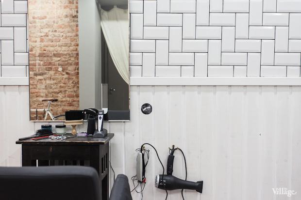 Новое место (Петербург): Мужская парикмахерская Chop-Chop. Изображение № 7.