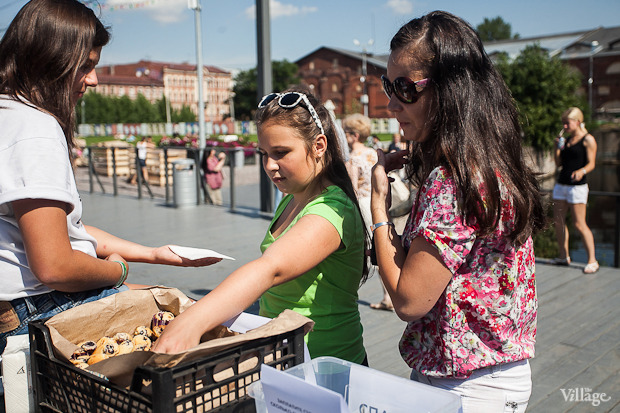 Эксперимент The Village: Как продавать кексы, следуя экономике бесплатного. Изображение № 10.