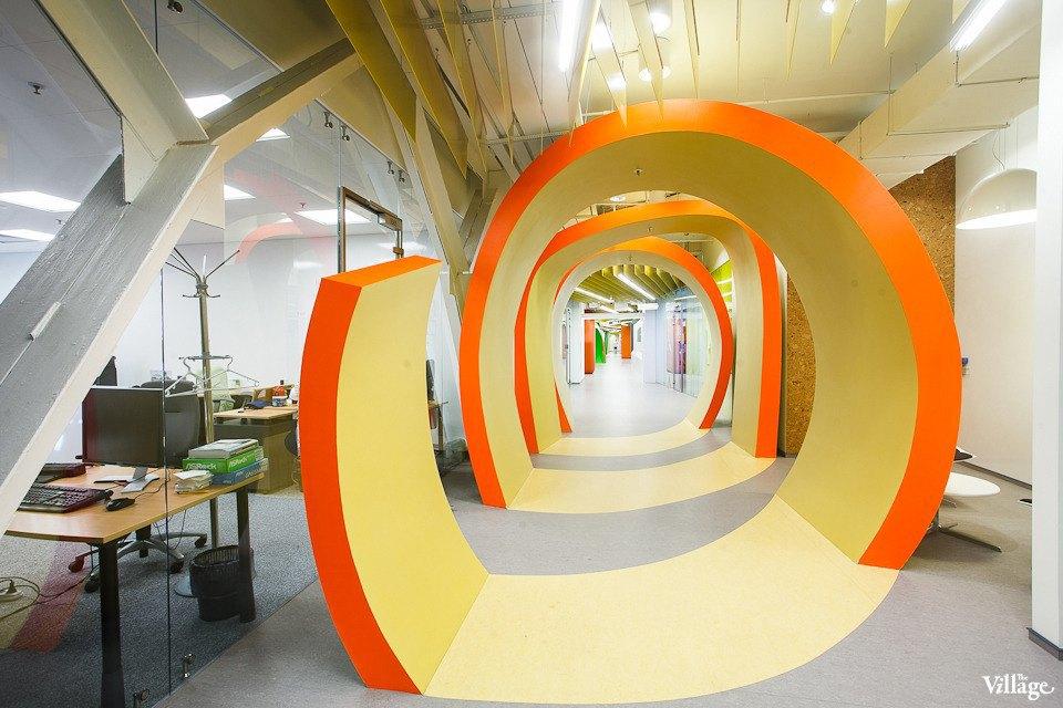 Офис недели (Петербург): «Яндекс». Изображение № 25.