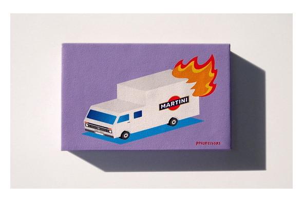 Серия «9 горящих автомобилей». Изображение № 4.