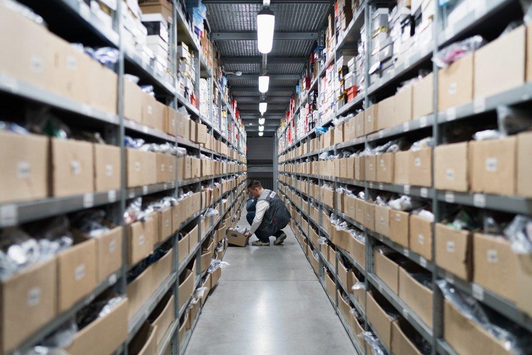 Как собирают заказы интернет-магазинов. Изображение № 14.