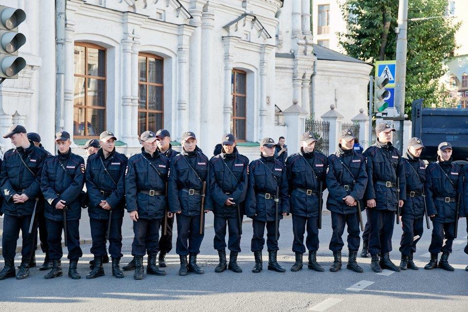 Участники и лозунги «Марша мира». Изображение № 16.