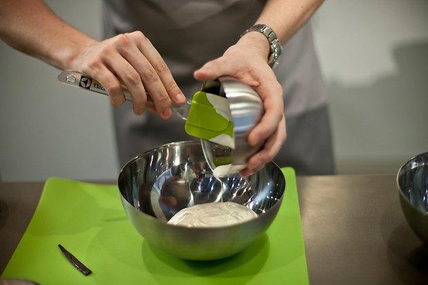 Шеф дома: Ягненок, хумус иоблепиховый десерт шефа «Стрелки». Изображение № 75.