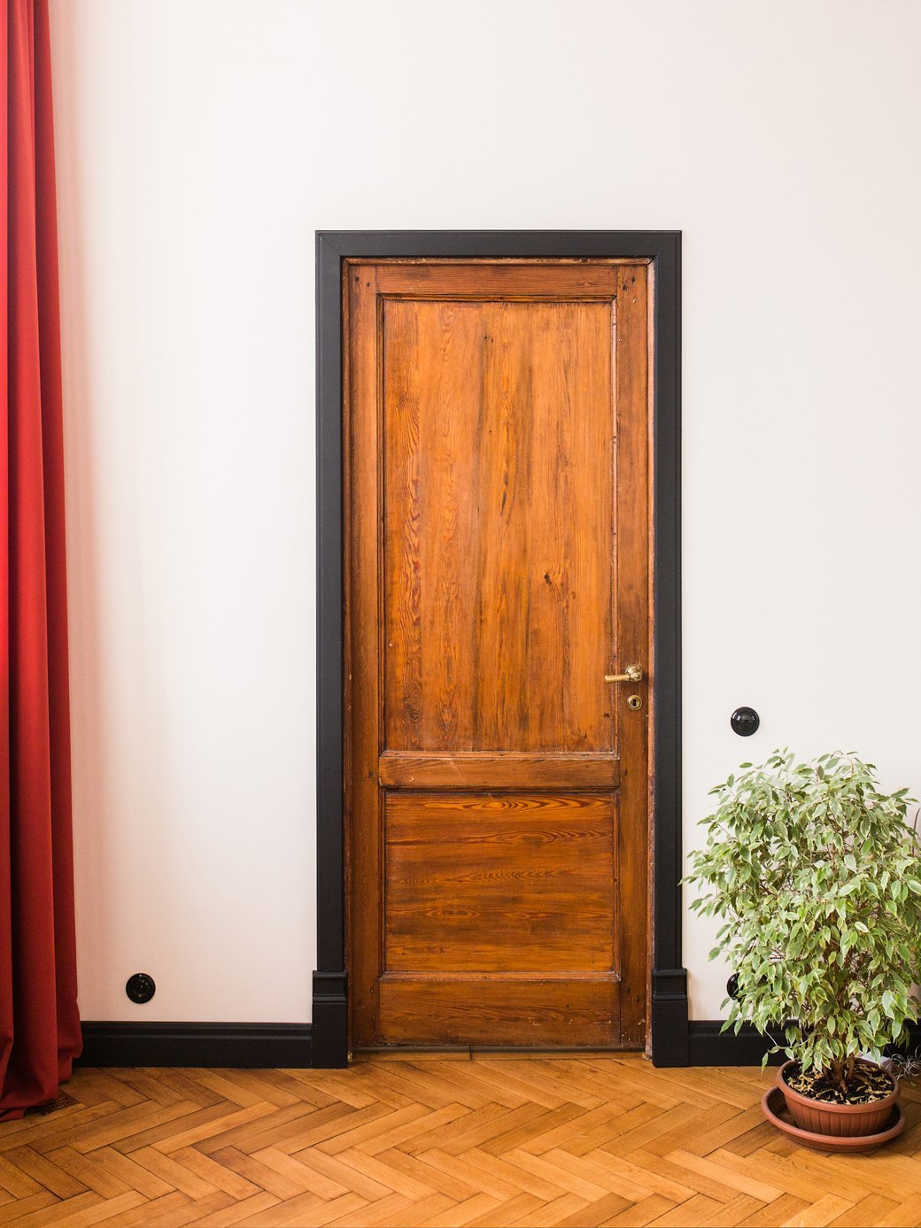 Светлая квартира с гостиной-кинотеатром наплощади Труда (Петербург). Изображение № 17.