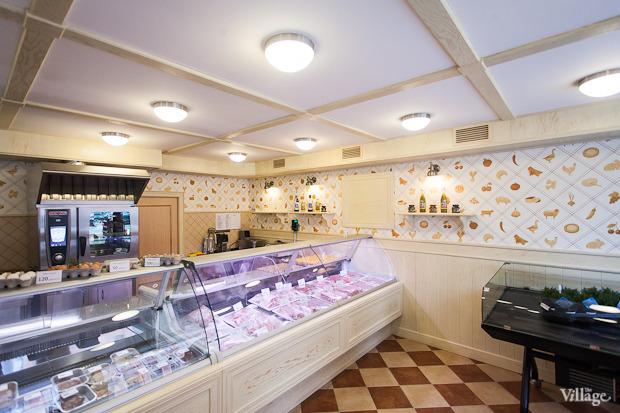 Первый магазин фермерской сети «Гирлянда» открылся на Петроградской . Изображение № 3.