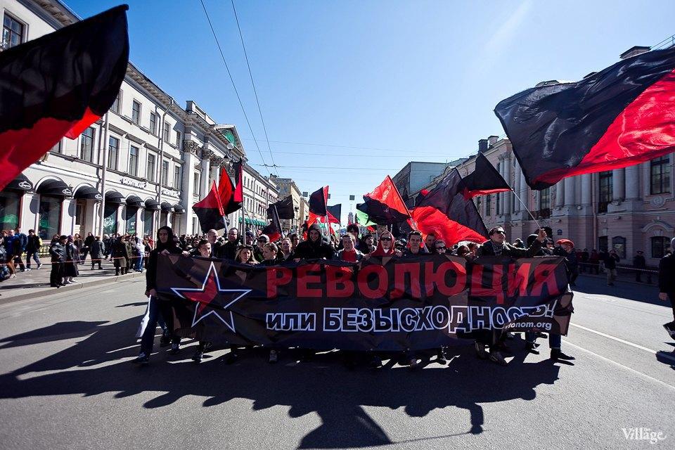 Фоторепортаж: Первомайская демонстрация. Изображение № 14.