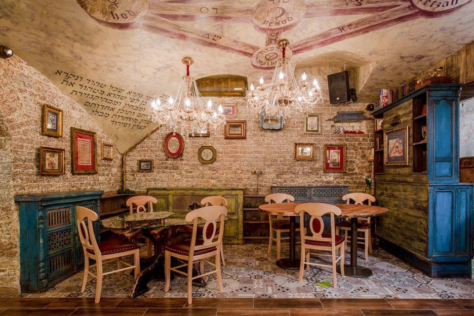 Ресторан ибар Mitzva bar. Изображение № 5.