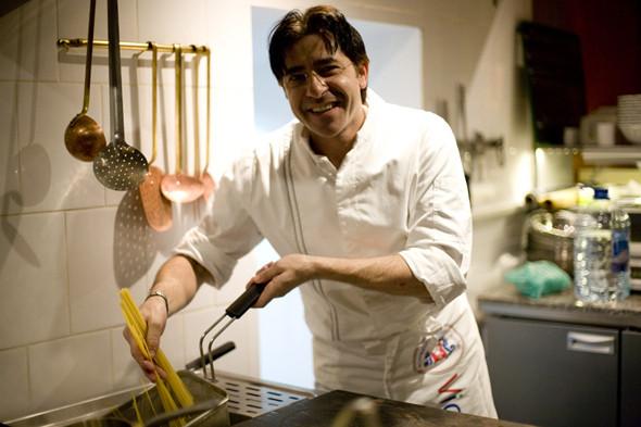Изображение 16. Фоторепортаж с кухни: Ресторан «Бонтемпи».. Изображение № 28.