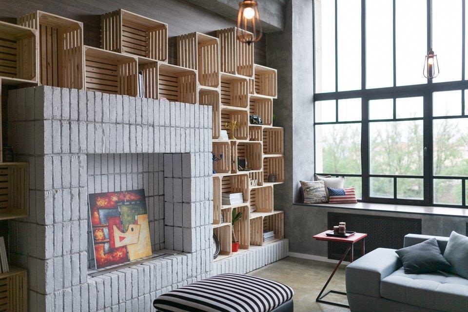 Арт-пространство Studio212 в стиле нью-йоркского лофта . Изображение № 16.