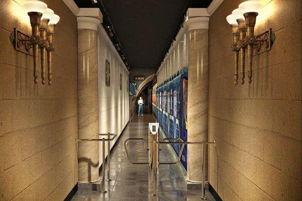 Музей метро станет интерактивным. Изображение № 2.