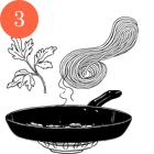 Рецепты шефов: Spaghetti Aglio, Olio e Peperoncino. Изображение № 6.