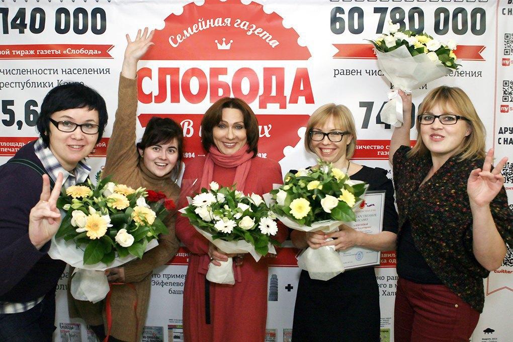 Новая локальность: Кактульская «Слобода» стала самой успешной городской газетой встране. Изображение № 3.