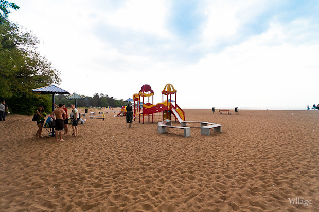 Гид по пляжам в городе и на заливе. Изображение № 17.