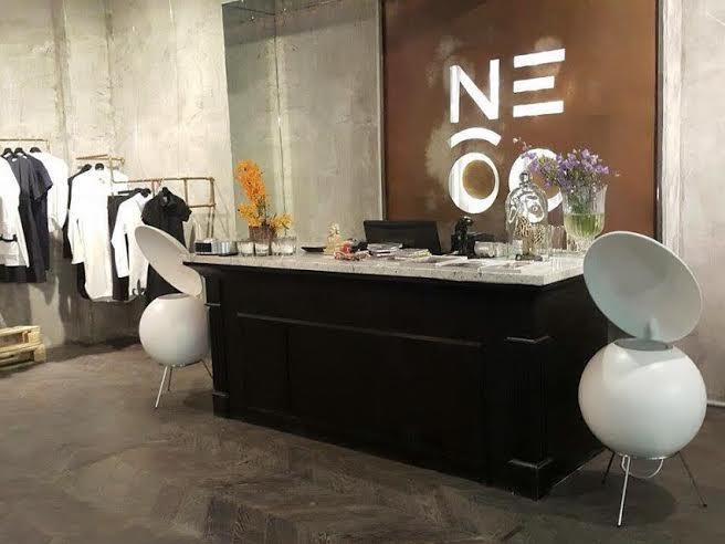 Магазин одежды японских и скандинавских дизайнеров Nebo переехал на Никитский бульвар. Изображение № 1.