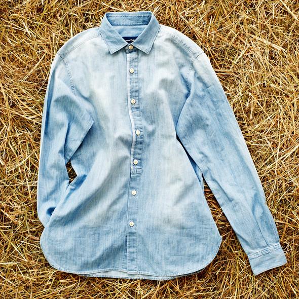 Вещи недели: 15 джинсовых рубашек. Изображение № 1.
