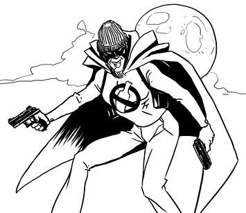 Хранители: Городские супергерои и антигерои. Изображение № 3.