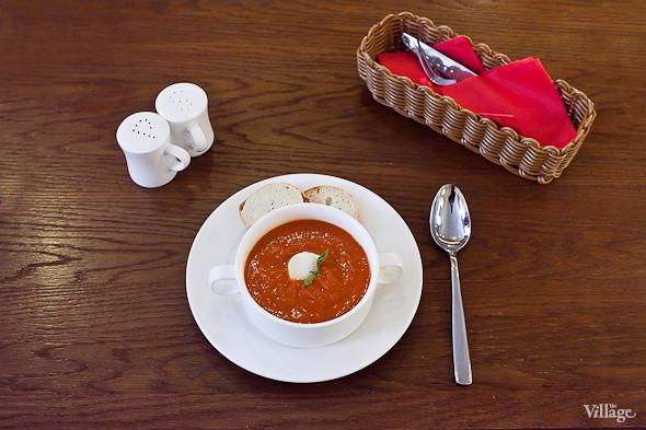 Томатный суп — 220 рублей. Изображение № 23.