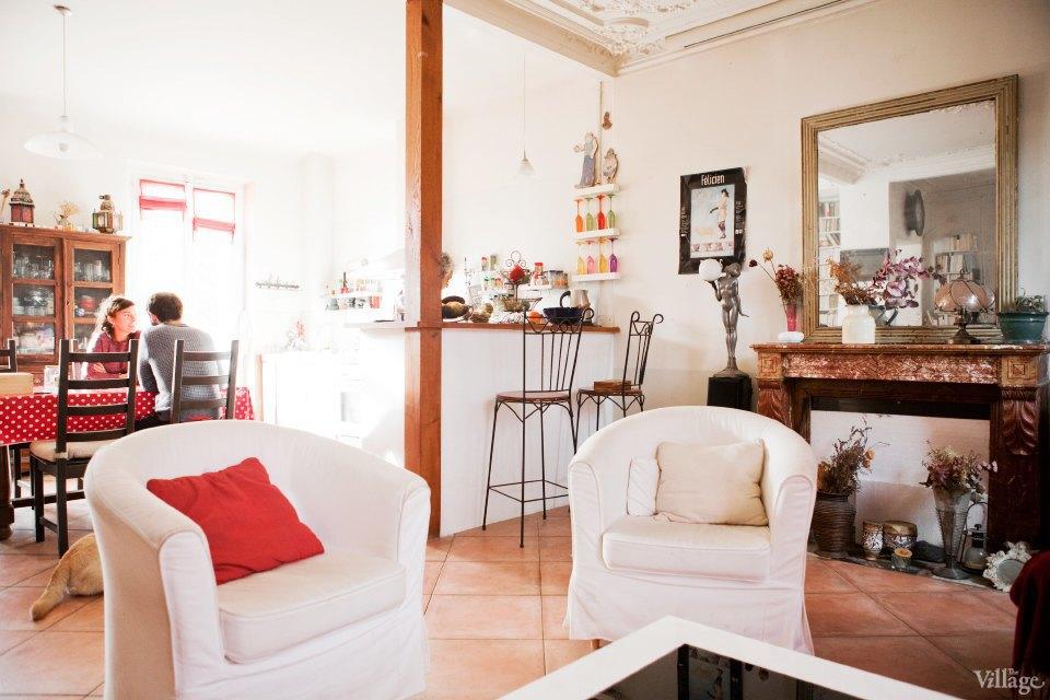 Квартиры мира (Париж): Дом в районе Монтрёй. Изображение № 11.