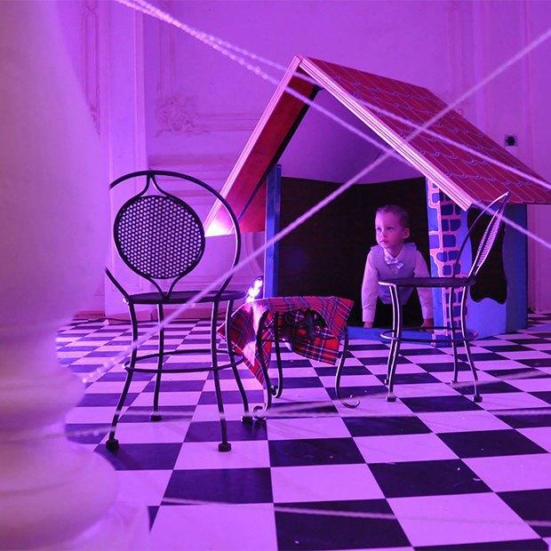 Детское «Архстояние», новая выставка в«Гараже», концерт 5'nizza иещё 16событий. Изображение № 10.