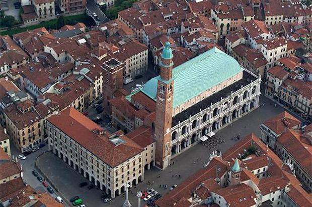 Базилика в Виченце, архитектор Андреа Палладио. Изображение № 3.