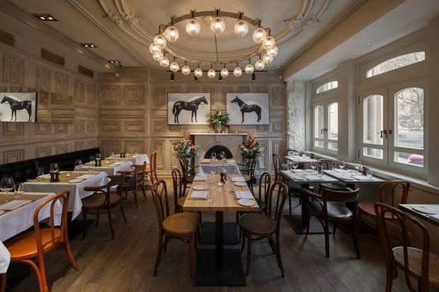 На Патриарших открывается ресторан Saxon + Parole . Изображение № 1.