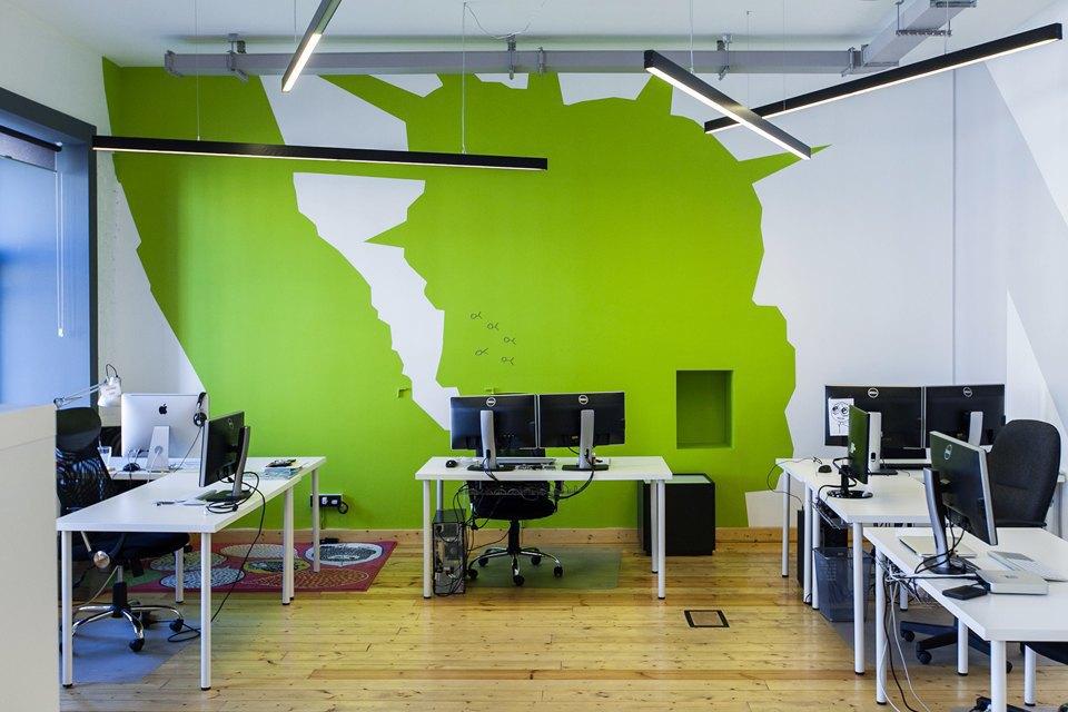 Офис IT-компании в бывшей коммуналке. Изображение № 22.
