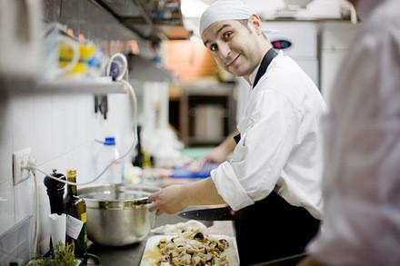 Изображение 14. 6 новых итальянских ресторанов в Москве.. Изображение № 9.
