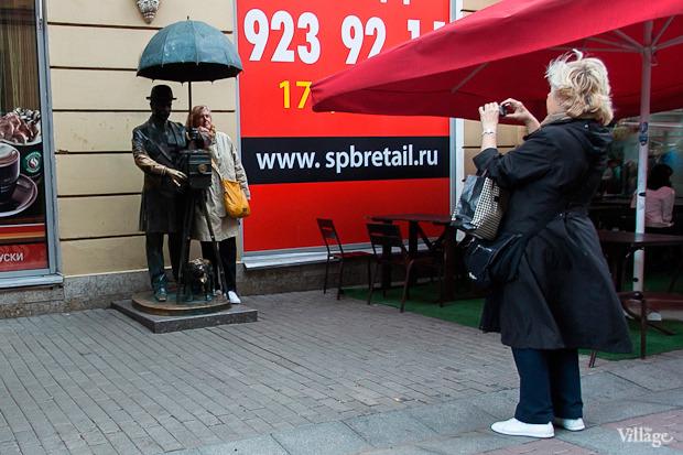 Эксперимент The Village: Самые популярные места для фотографий из Петербурга. Изображение № 4.