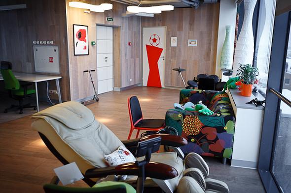 Офис недели: Google (Петербург). Изображение № 16.