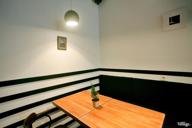 Новое место (Петербург): Кафе-бар Wood. Изображение № 11.