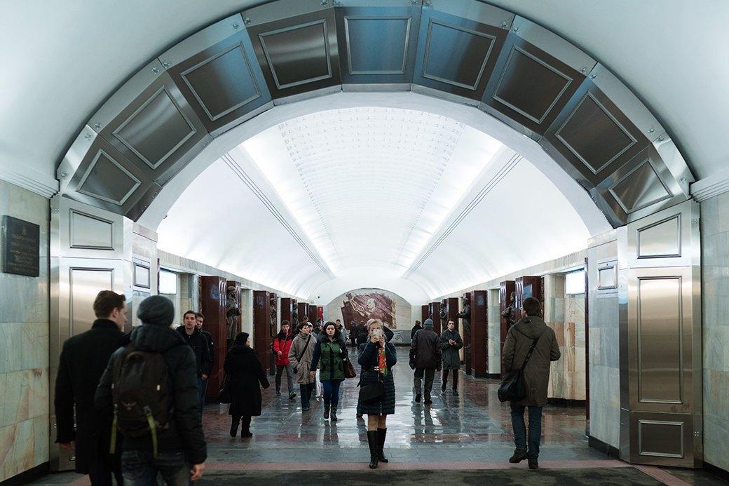 Обновлённая станция метро «Бауманская». Изображение № 19.
