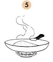Рецепты шефов: Паста из «Бородинского» хлеба с хлопьями копченого судака. Изображение № 10.