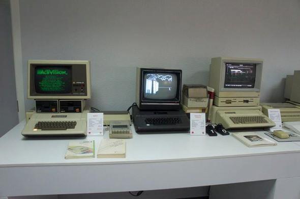 В Москве открылся частный музей Apple. Изображение № 6.