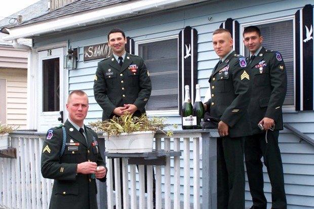 Как у них: Жители Израиля, Дании, Германии, Греции, США — о службе в армии. Изображение № 27.