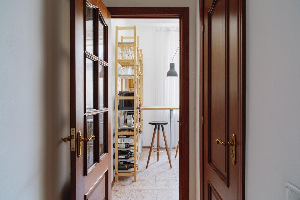 Двухкомнатная квартира топ-менеджера IKEA на«Маяковской». Изображение № 30.